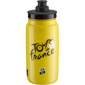 Elite Fly Drinking Bottle 0.5 l, TDF yellow 2019